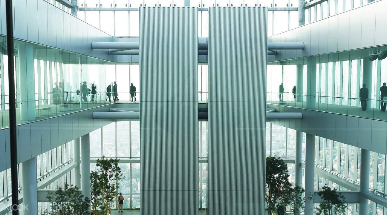 日本最高樓 阿倍野展望台