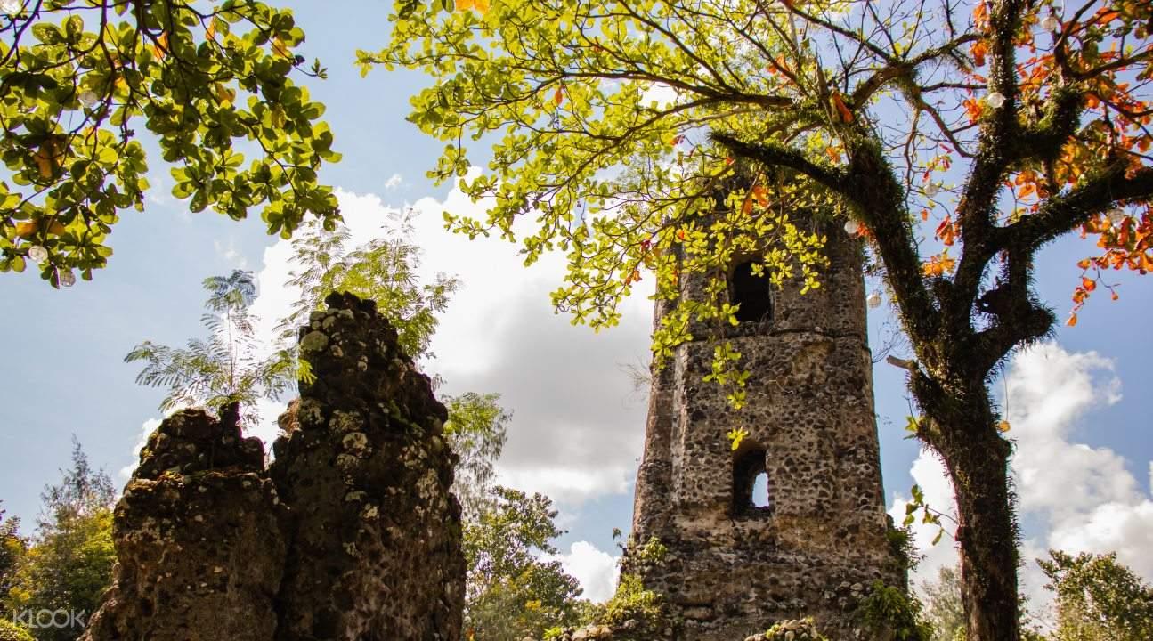 Belfry of Cagsawa ruins