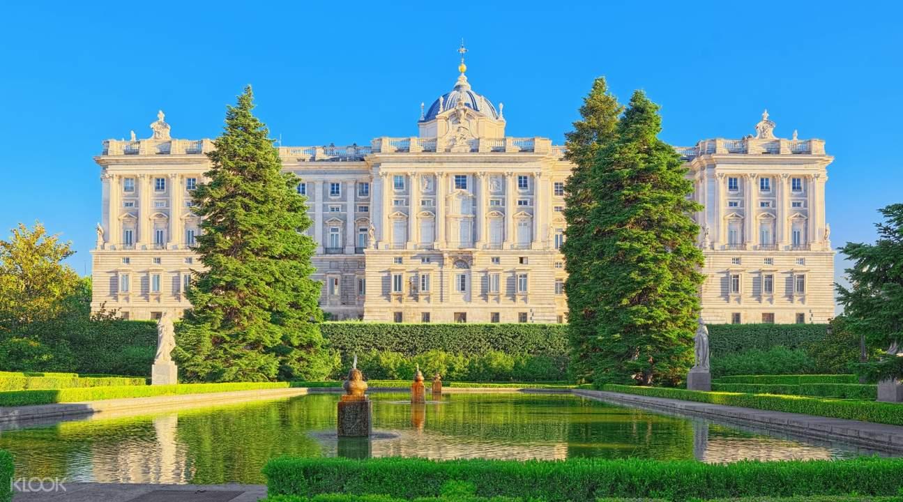 royal palace madrid ticket