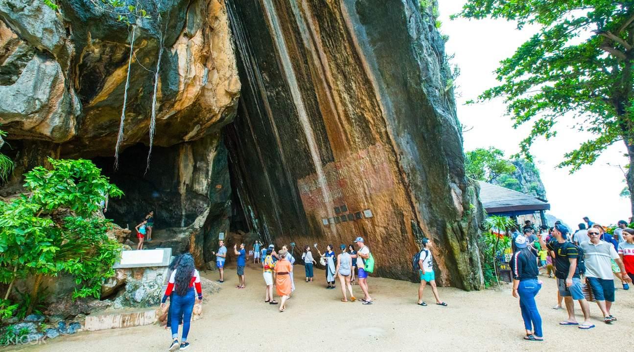 lagoons khao ping kan long tail tour