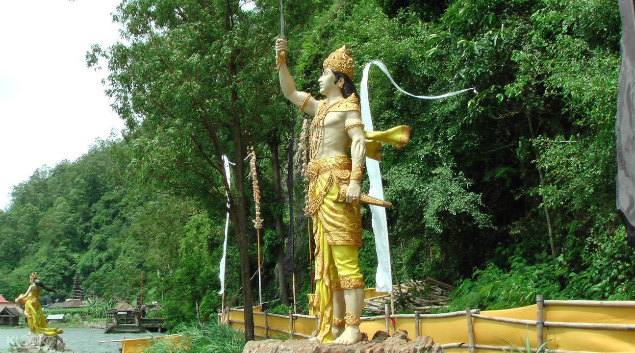 Bali Terunyan Statue