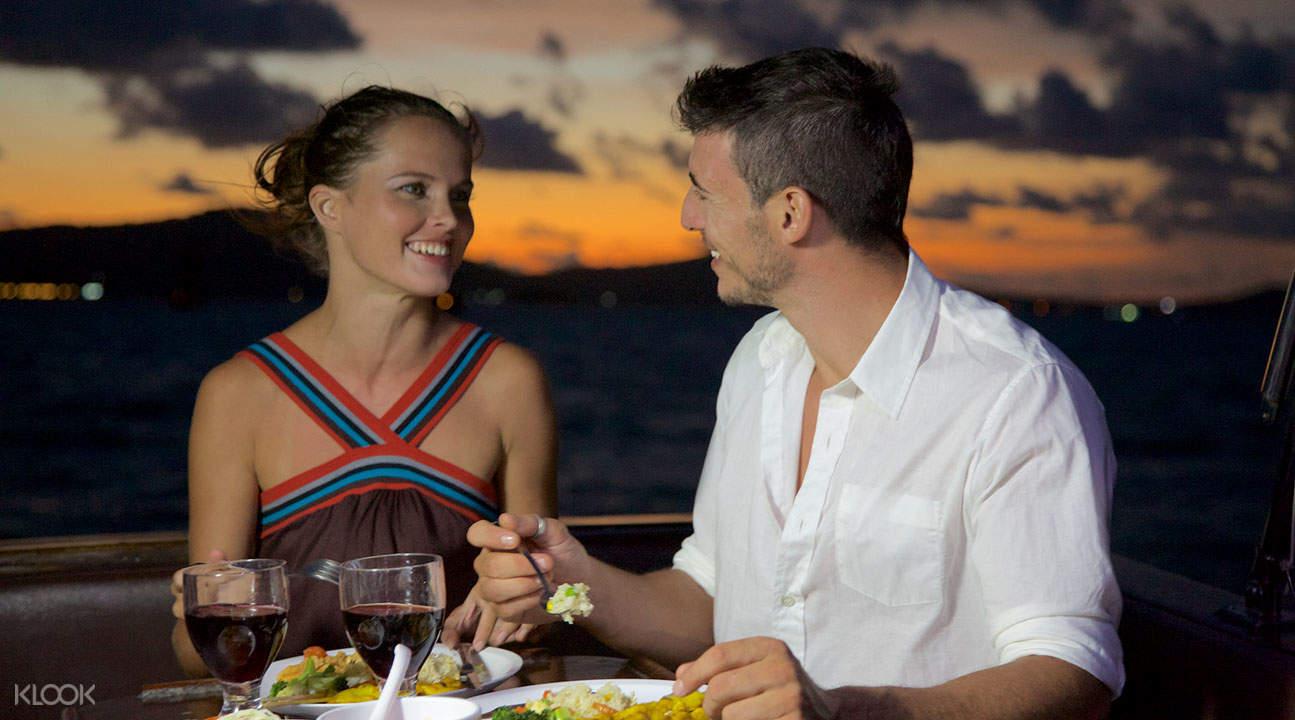 phang nga bay sunset cruise