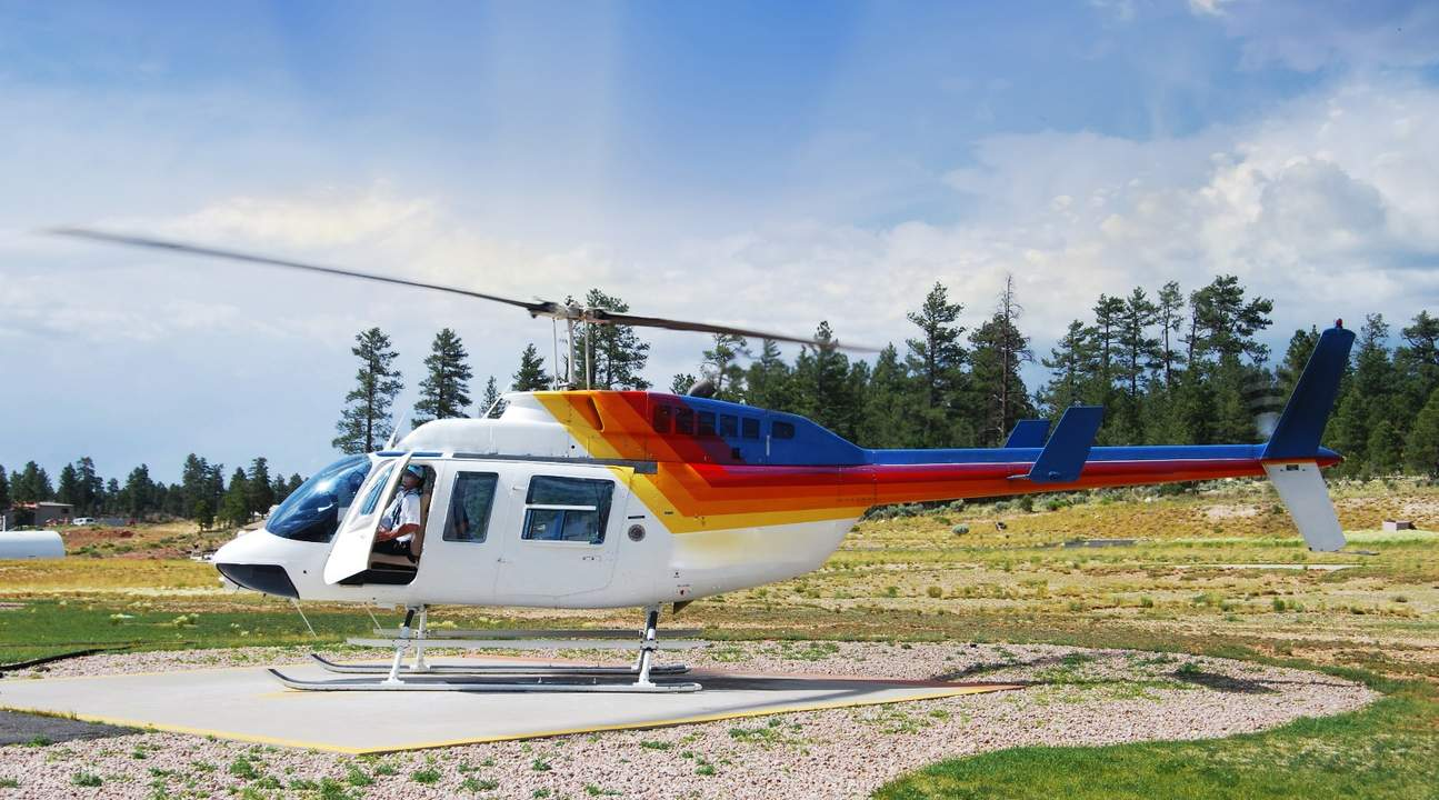 helicopter tour over grand canyon in las vegas