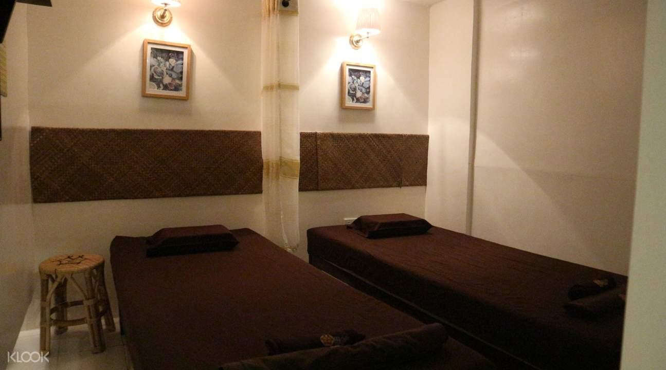 mont albo massage hut spa experience manila