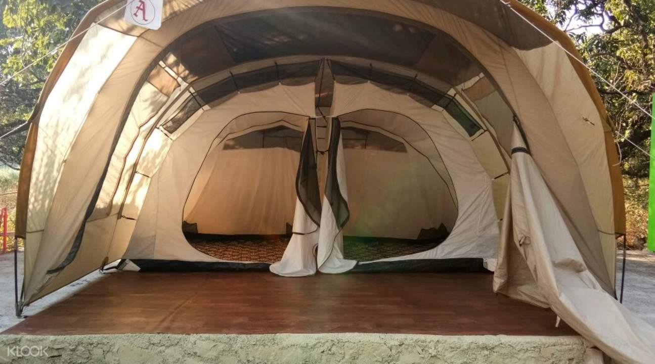 Mumbai camping