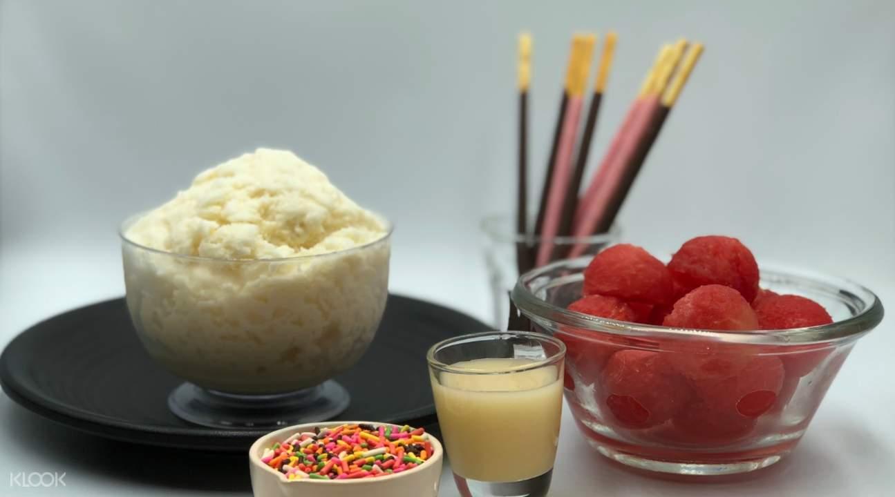 Watermelon Bingsu from Wang Seong
