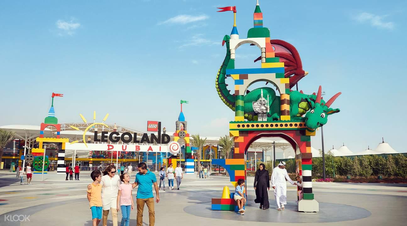 Dubai amusement park