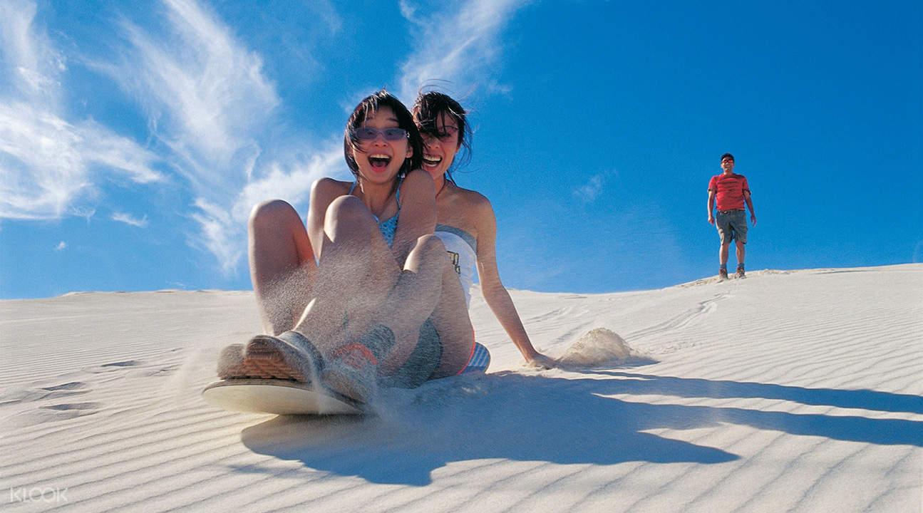Sand Boarding Australia