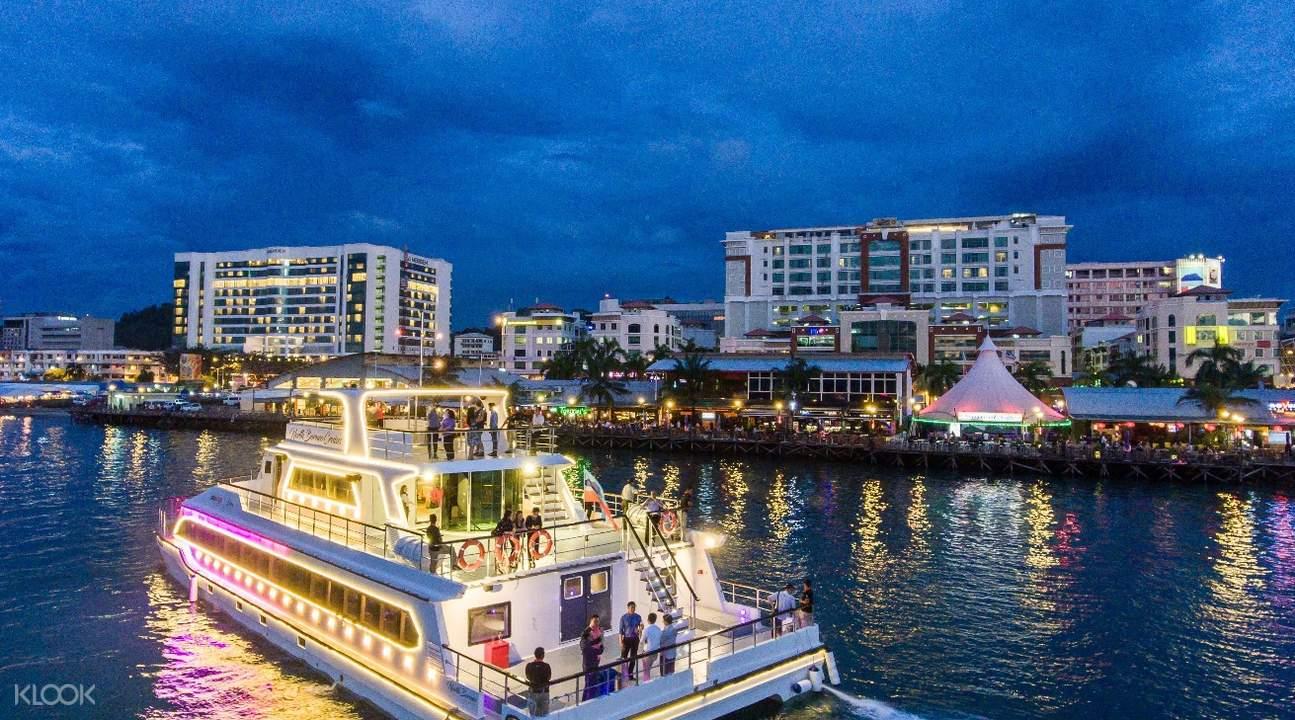 evening cruise kota kinabalu