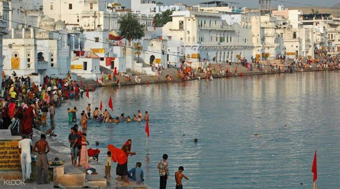 ajmer day tour, pushkar day tour, ajmer and pushkar whole day tour, lord brahma temple, pushkar lake, ajmer sharif dargah, ana sagar lake