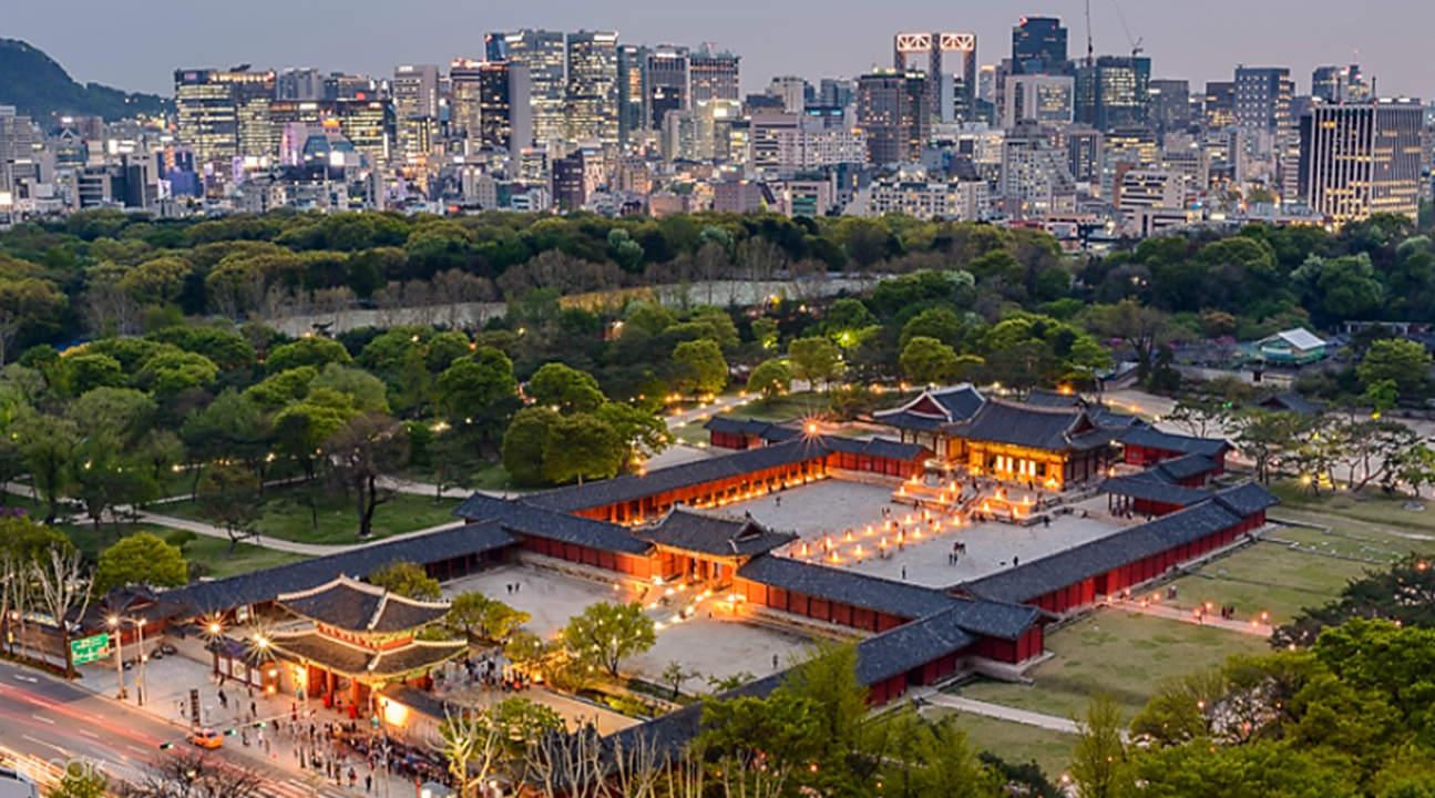 Changgyeonggung Royal Palace