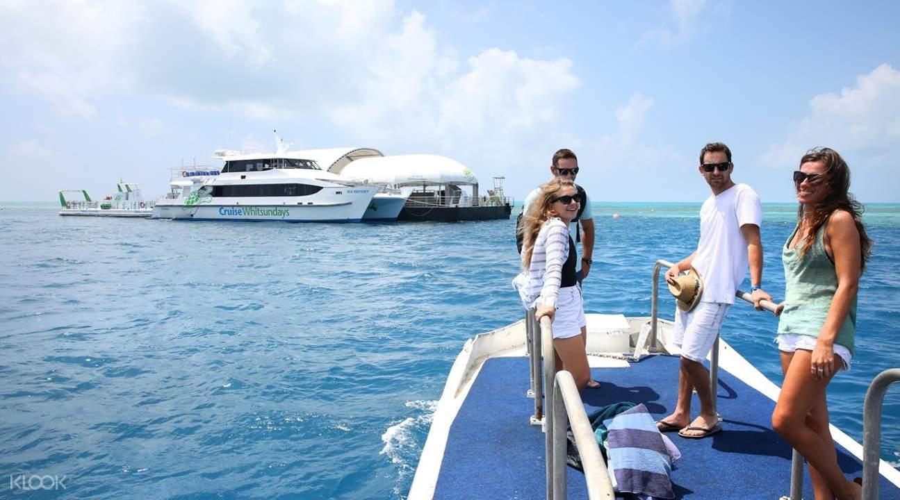 great barrier reef reefsleep experience