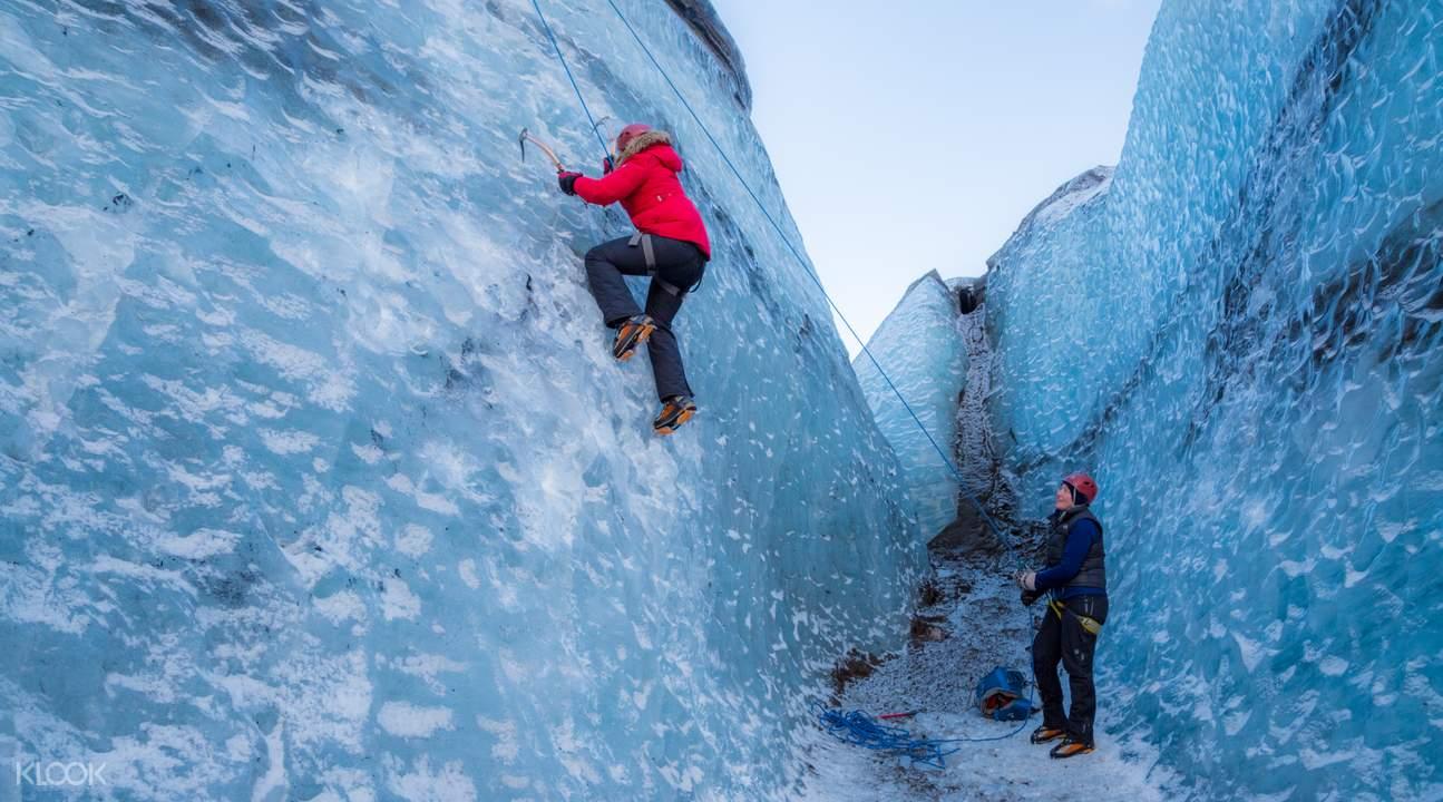 ธารน้ำแข็งสีน้ำเงิน