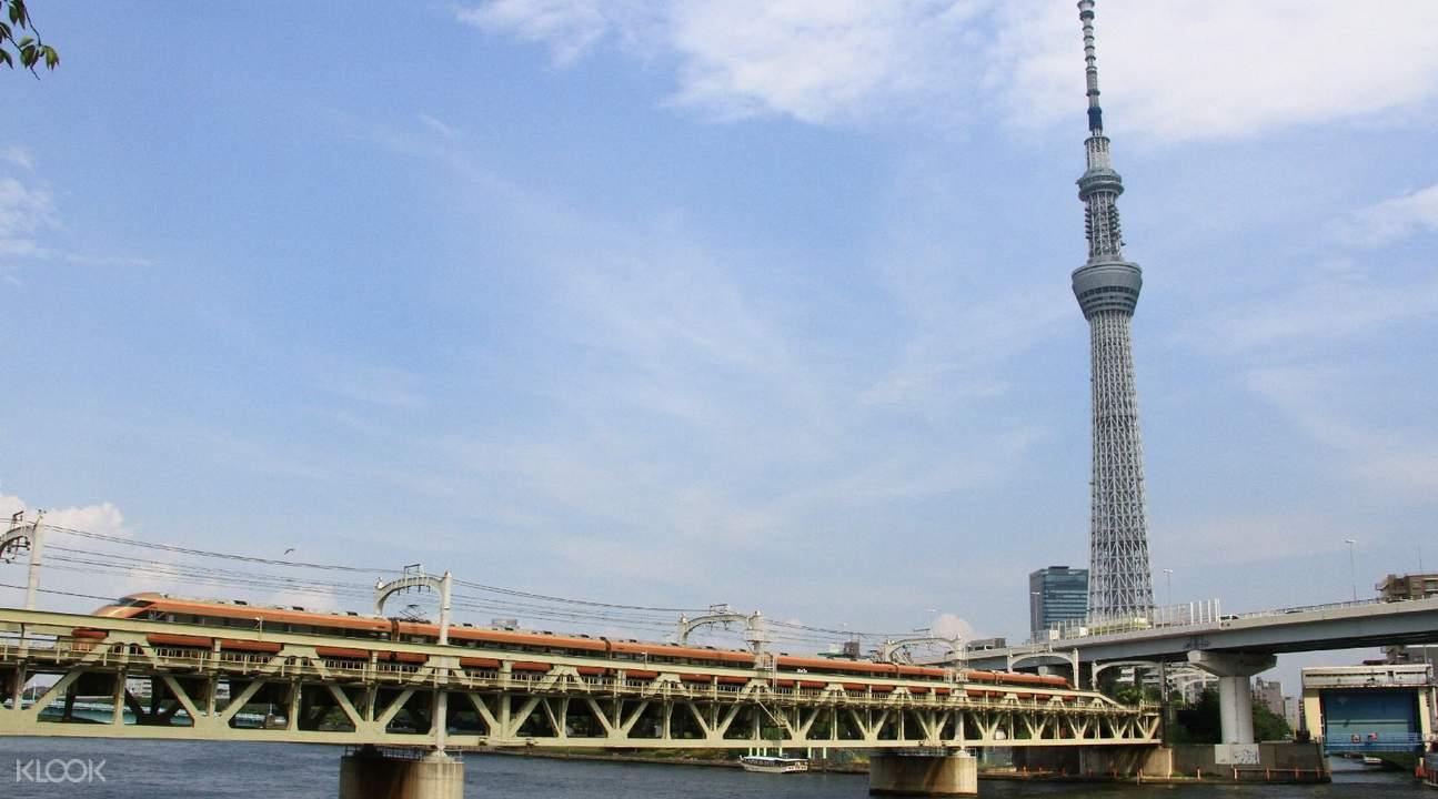 bridge view in nikko