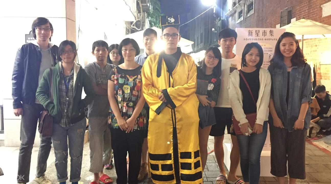 台中旧城夜探险