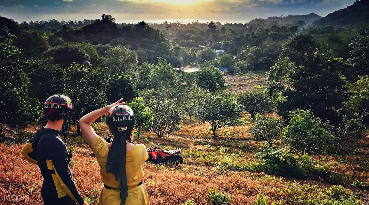 Koh Chang ATV Experience by Monster Adventure