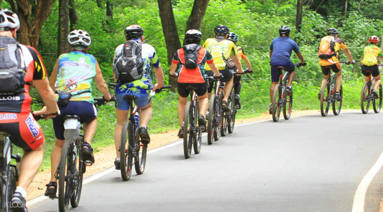 cycling tour colombo