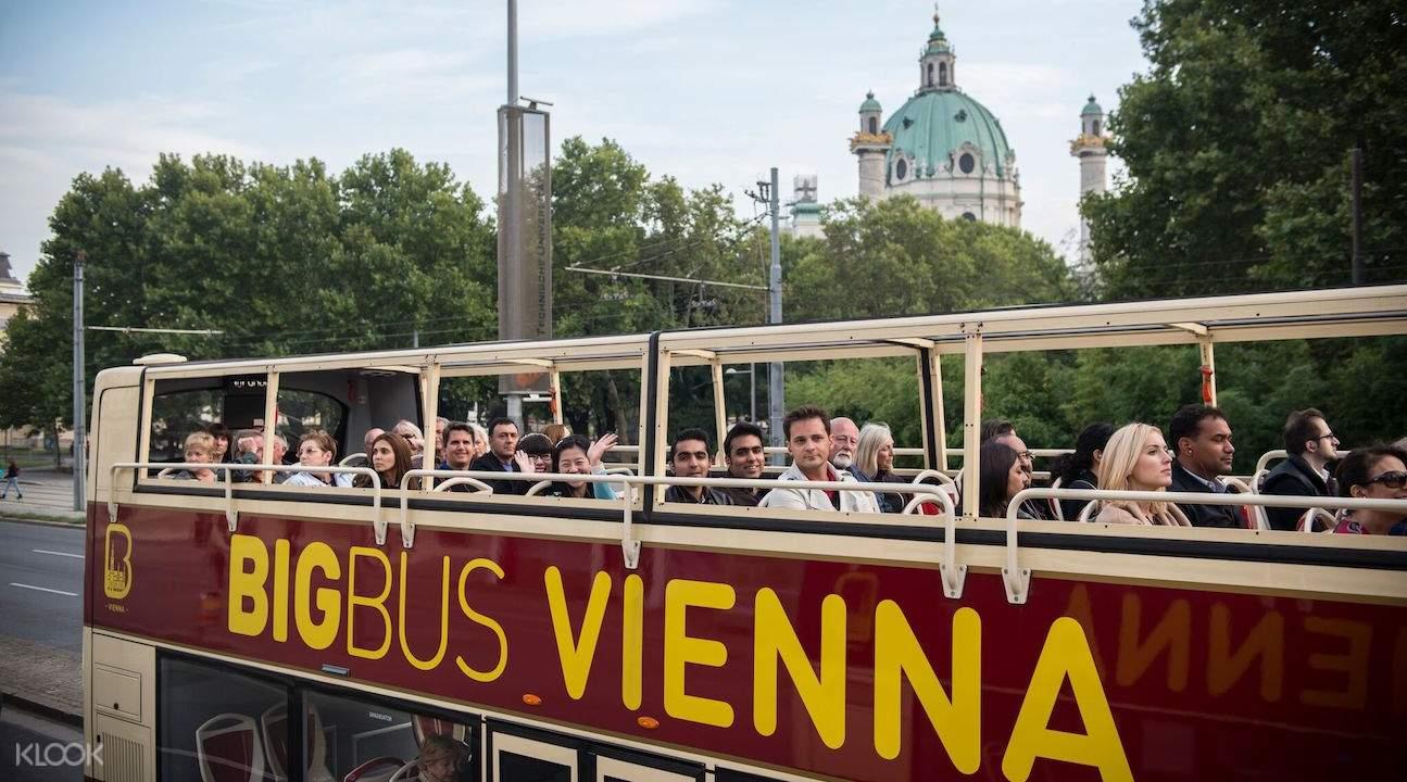 big bus vienna, big bus viennahop-on hop-off tour, big bus sightseeingtours, vienna austria big bus, big bus viennawalking tour, big bus viennariver cruise, big bus viennanight tour