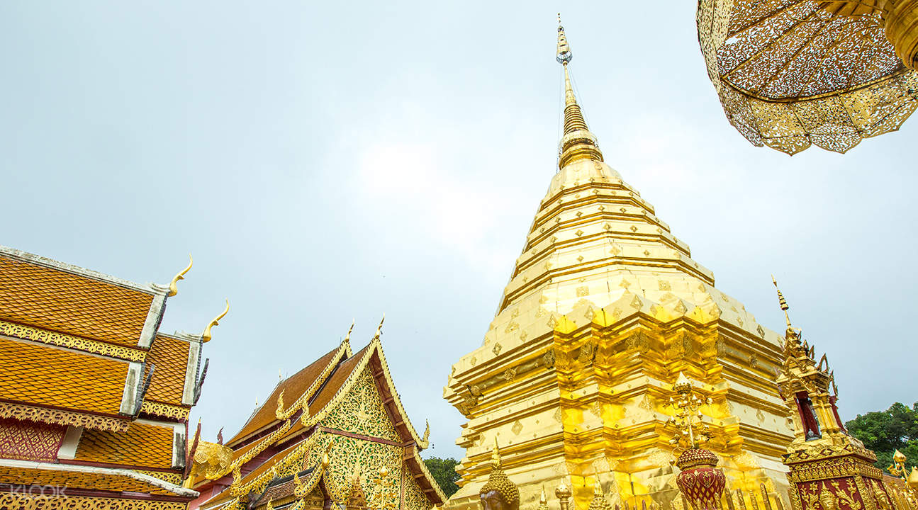 Doi Suthep Temple trek