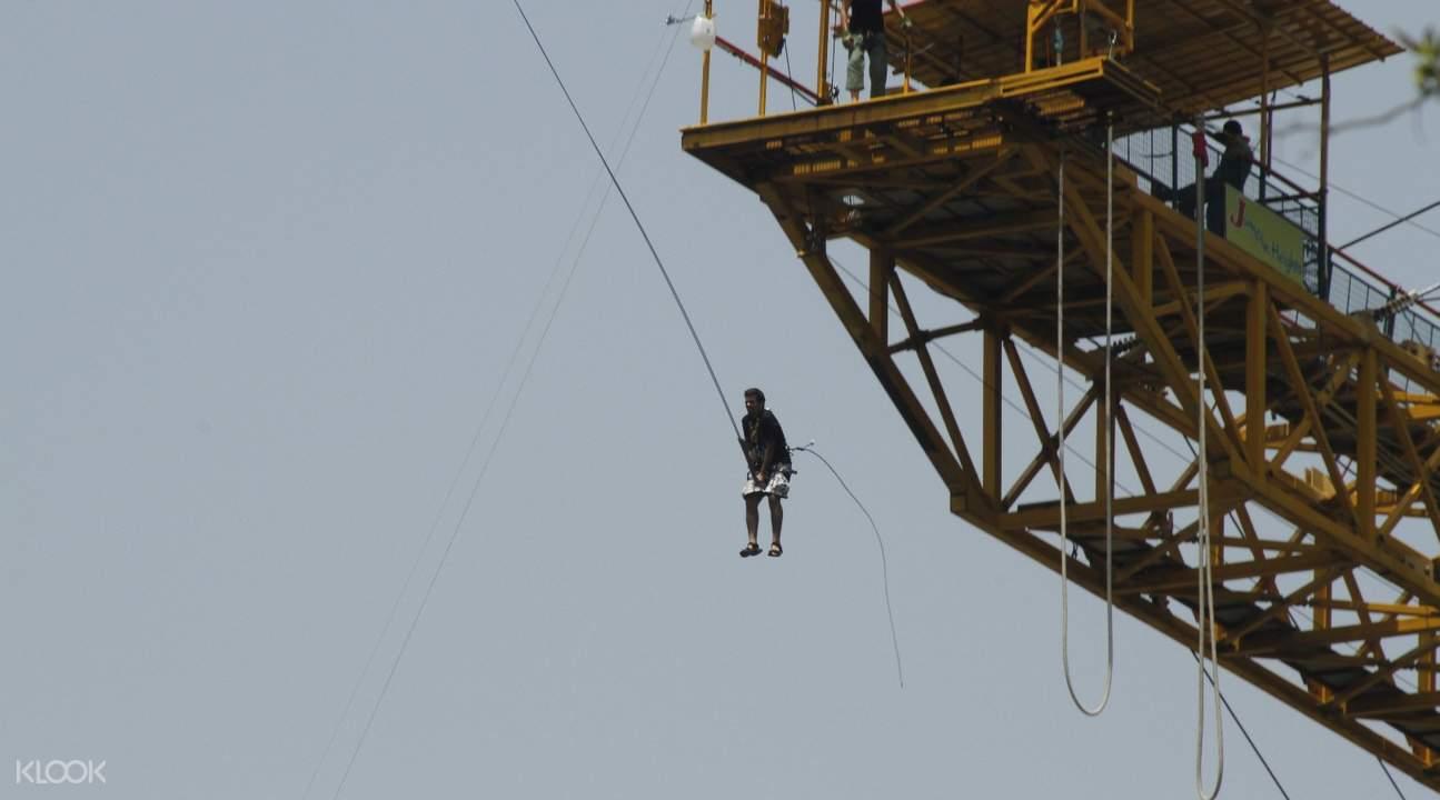 Adrenaline Rush At Rishikesh