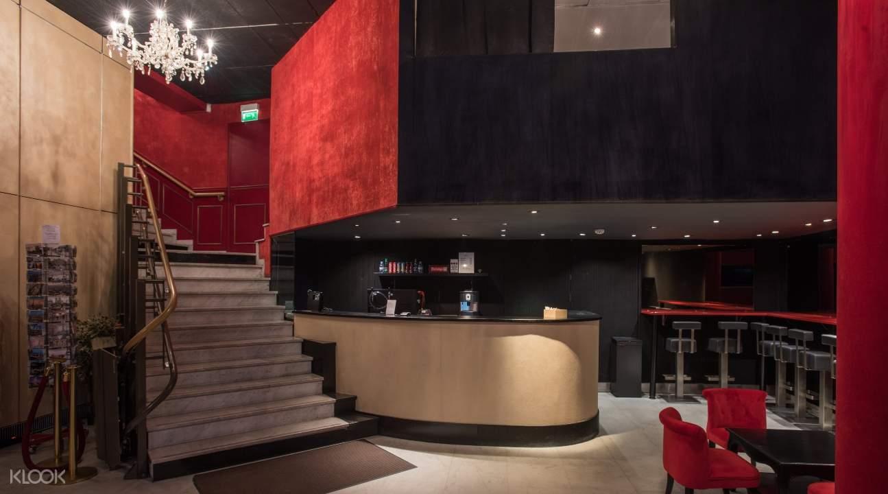 paris story movie ticket, paris story city introductory film, tickets for the paris story film
