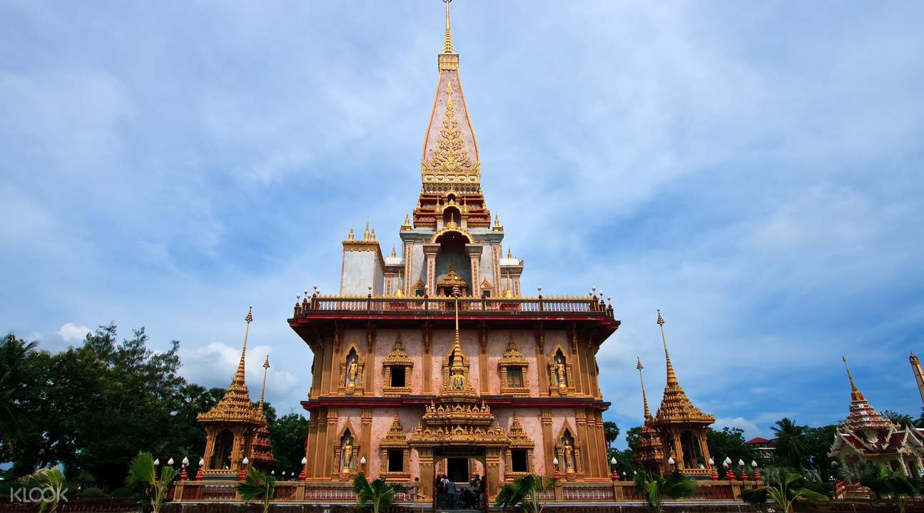 Custom Full Day Tour of Phuket