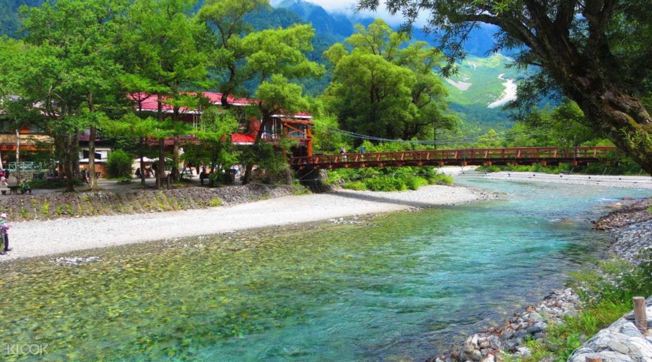 kamikochi day tour from tokyo