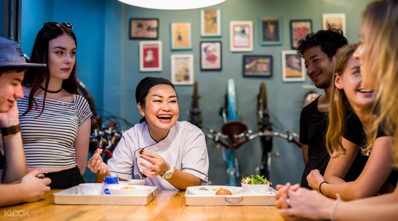 曼谷Go Thai烹飪教室