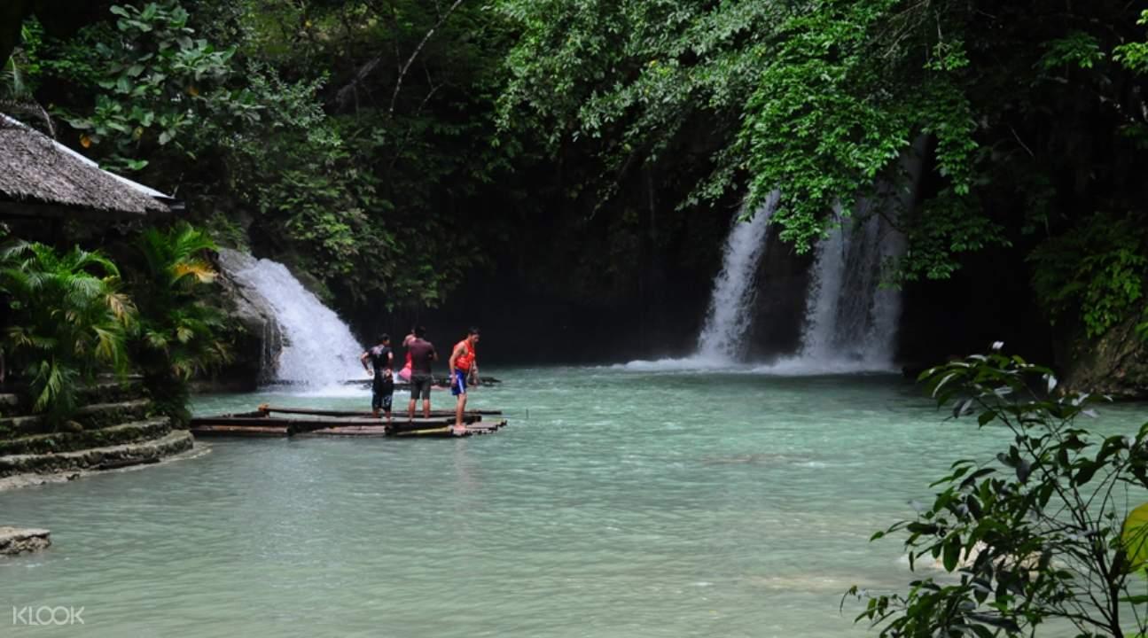 moalboal island hopping in cebu, canyoneering in cebu, moalboal island hopping and canyoneering in cebu, badian island canyoneering