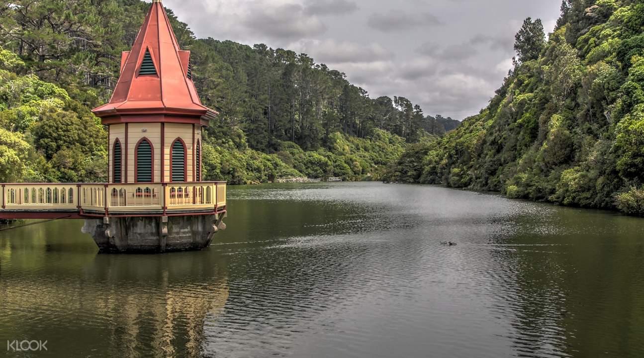 질랜디아 자연보호구역