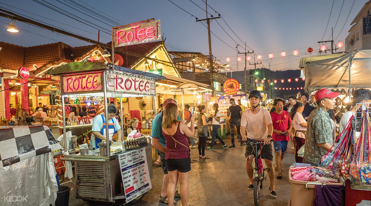 hua hin night bazaar