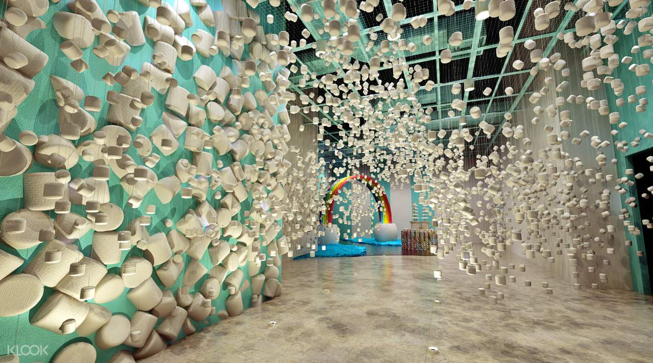 ห้อง Room of Never-ending Bubbles