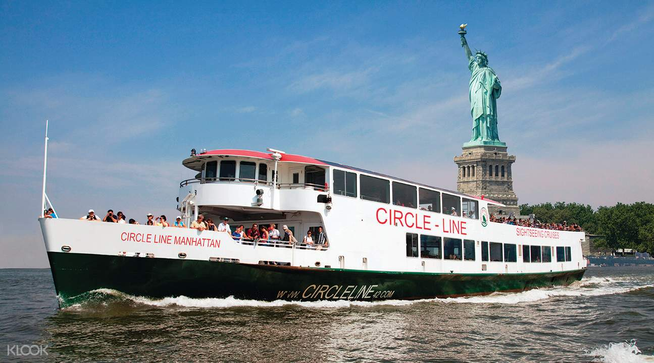Best of New York Sightseeing Cruise Circle Line