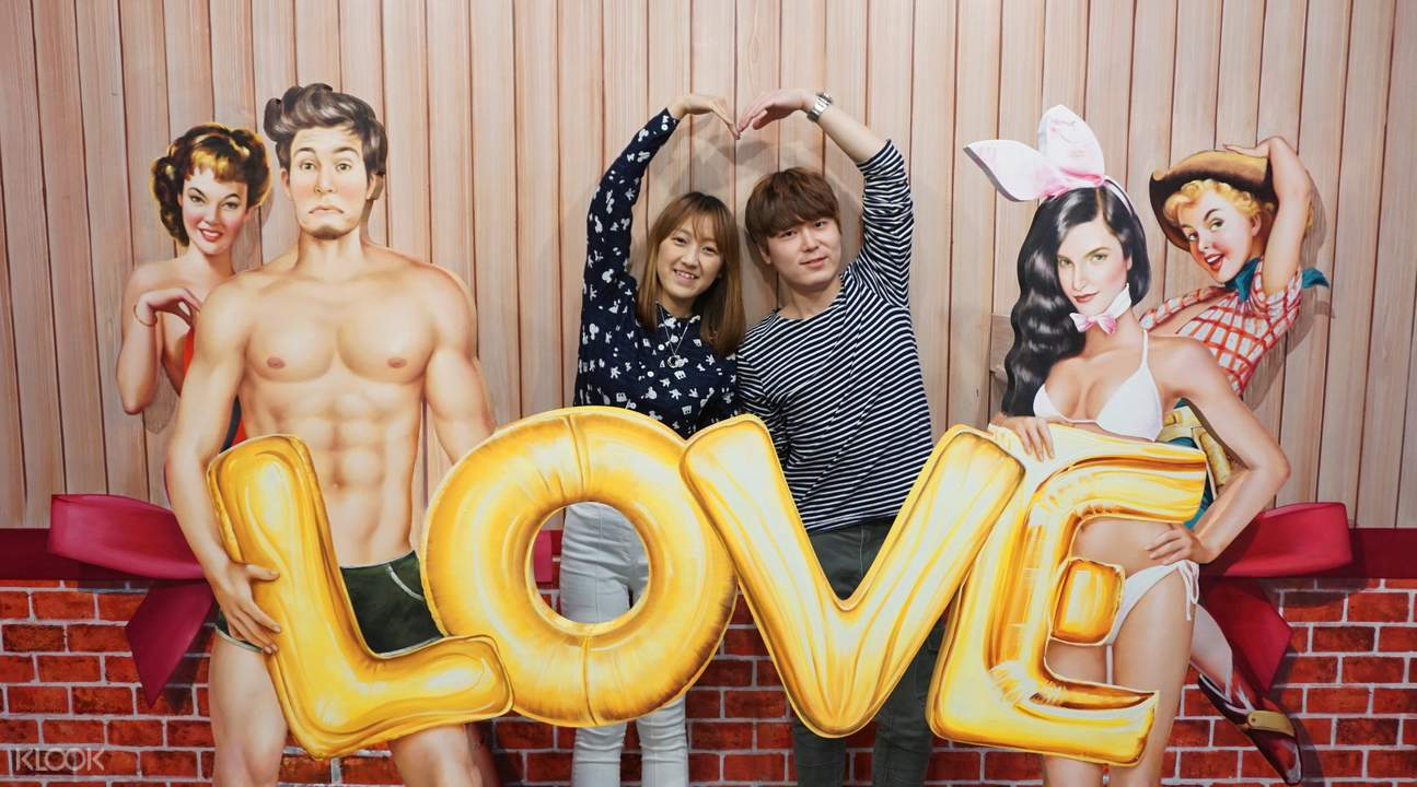 love museum seoul 3d art museum