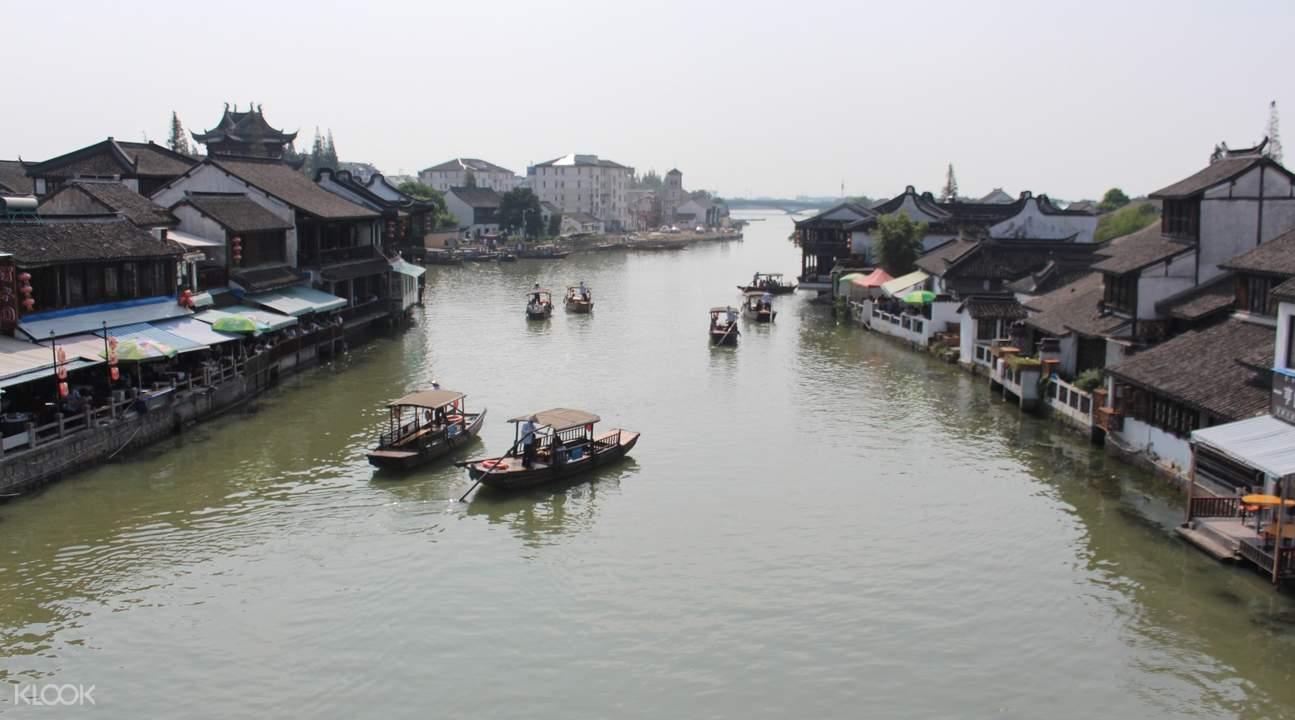 shanghai night cruise