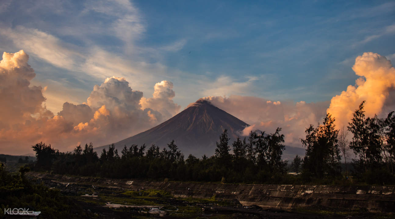 Mayon Skyline
