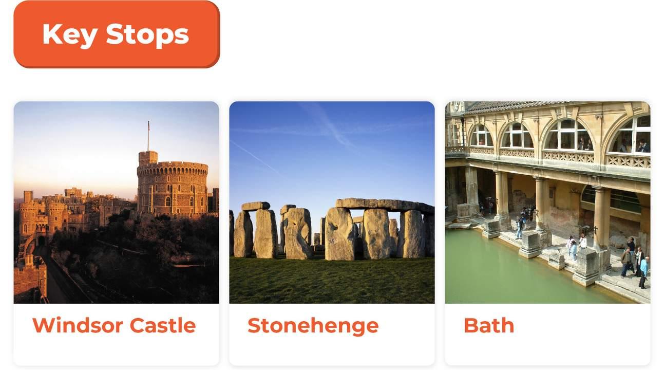 keystops stonehenge windsor castle bath day trip london