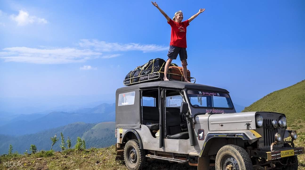 Sunset Jeep Safari To Kabbe Hills