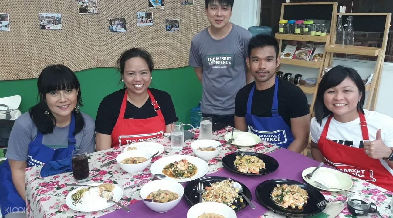 [The Market Experience] 泰式烹饪課