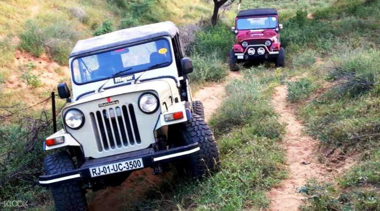 jeep riding experience pushkar, jeep safari in pushkar, jeep riding around pushkar, pushkar jeep riding adventure, pushkar jeep ride