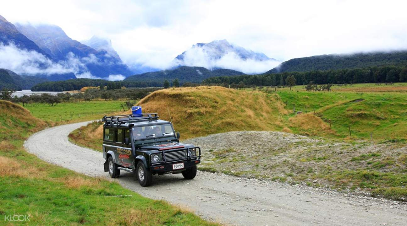 lord of the rings 4wd tour