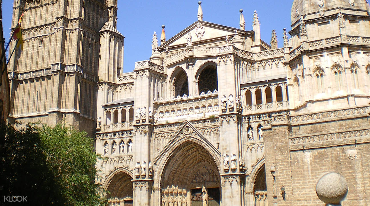 toledo half day guided tour from madrid, toledo cathedral, day tours from madrid