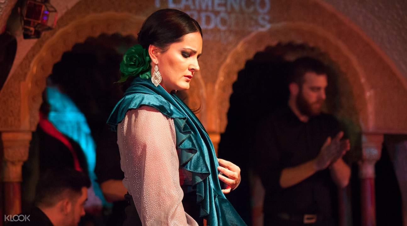 tablao cordobes flamenco dinner show