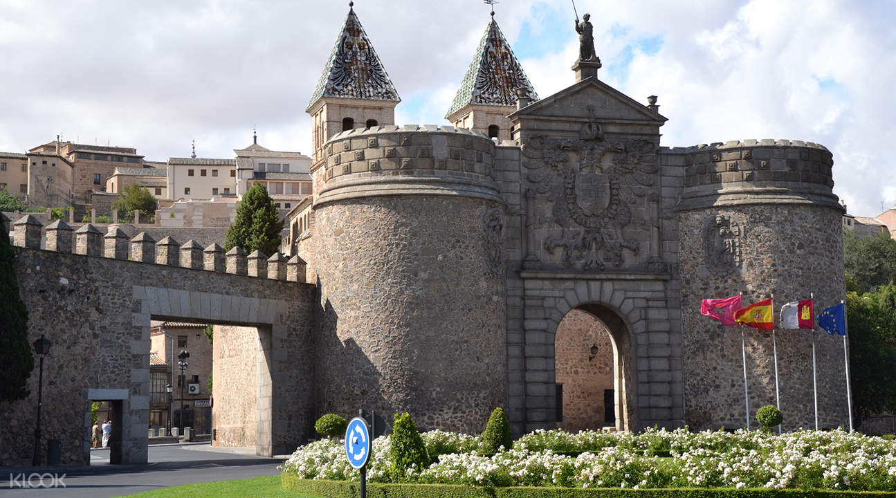 toledo half day tour from madrid, toledo city spain, day tours from madrid