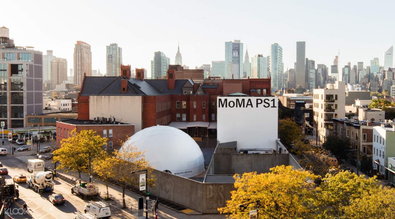 moma ps1 building