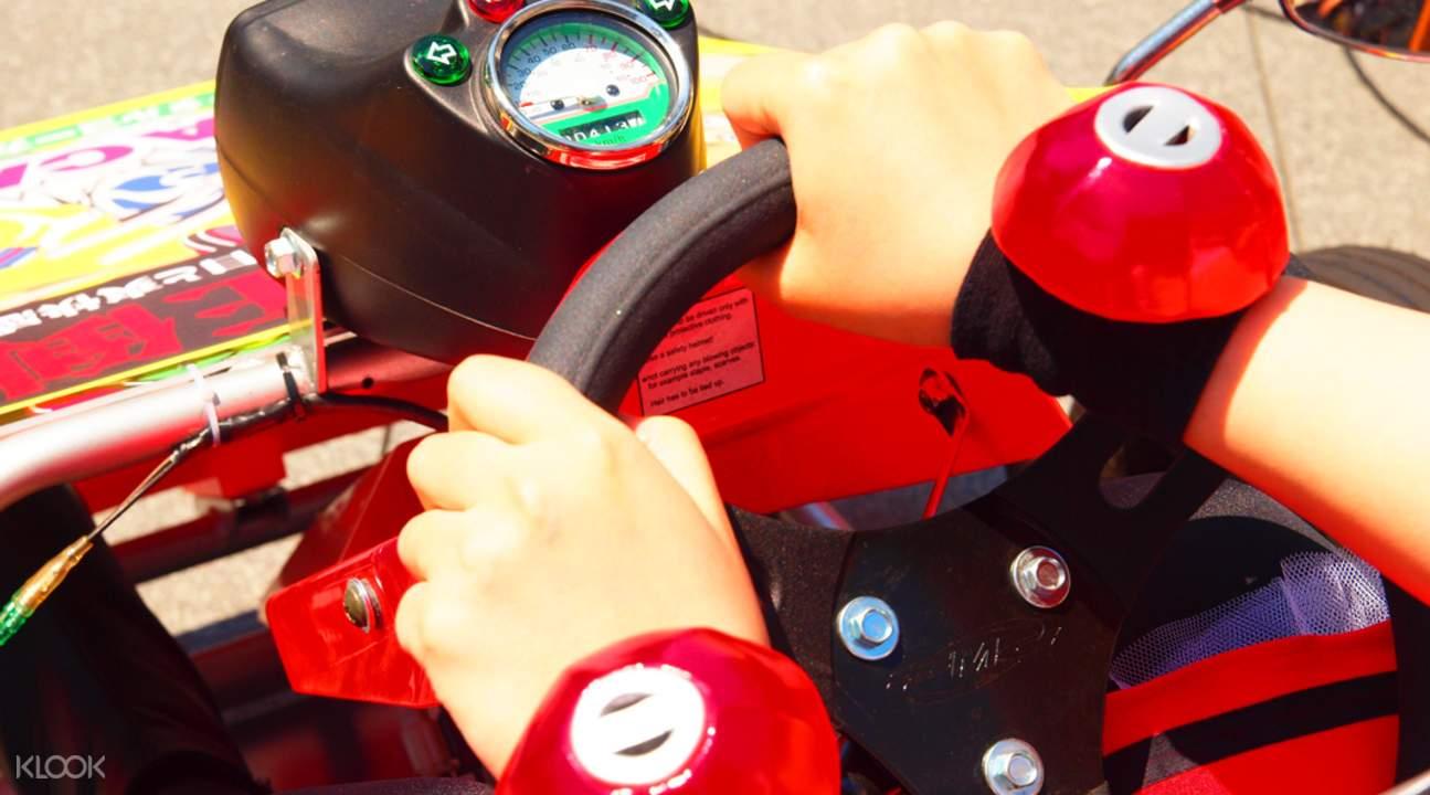 沖繩Go Kart跑跑卡丁車