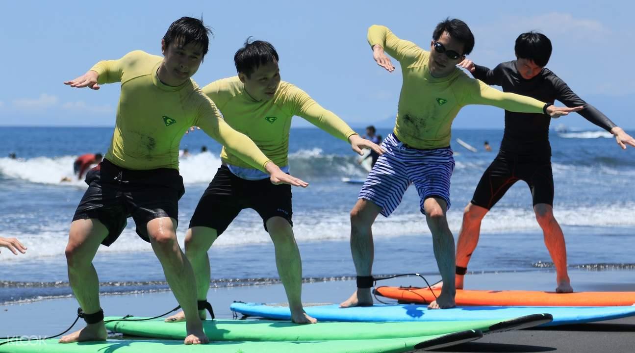 宜蘭外澳衝浪體驗