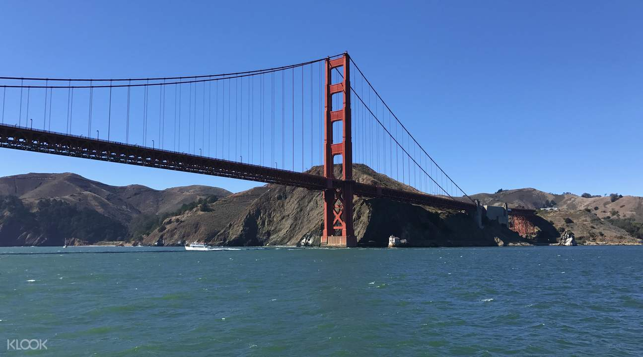 Enjoy a San Francisco bay cruise