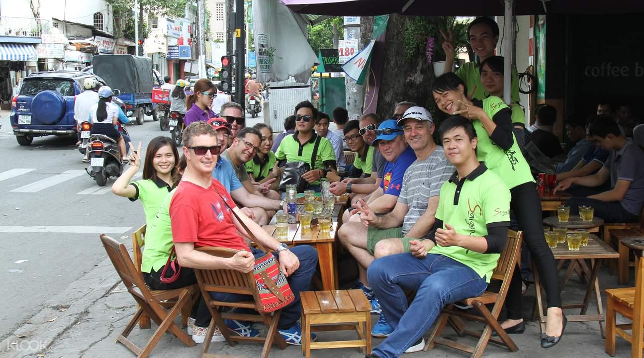 saigon food motorbike tour