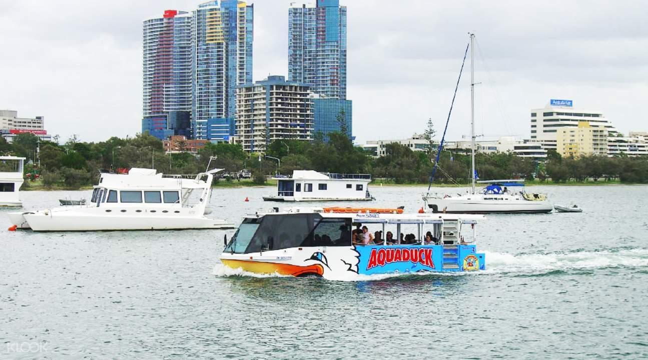 aquaduck river cruise